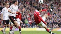 Берба наниза хеттрик на Ливърпул на 19 септември 2010-а.
