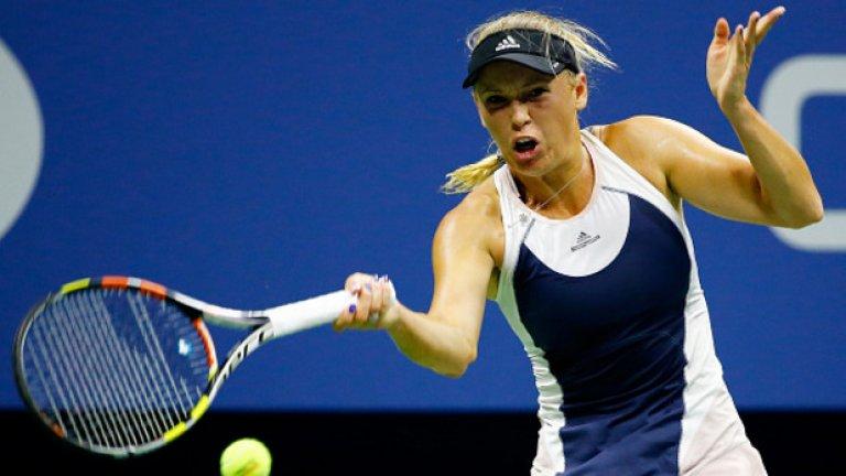 7. Каролине Возняцки – завърши в топ 20 за осма поредна година, Возняцки винаги е сред най-популярните тенисистки и е №7 в тази класация.