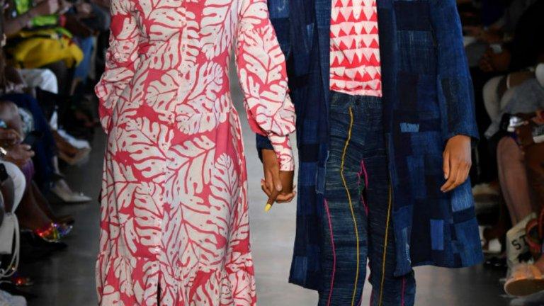 Афрополитан стил Последните 10 години отбелязаха ускорена глобализация в модата. Дизайнери, особено от Африка, бяха забелязани заради автентичния им стил, като обединяваха традиционен текстил със съвременни идеи.