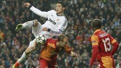 Роналдо поведе Реал към категоричния успех