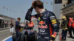 Хорнър най-после разказа защо Фетел е решил да напусне Red Bull
