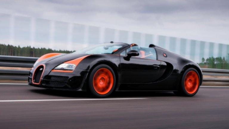 №1: Bugatti-то на един ядосан бащаВ този случай от 2010 година проблемът за нарушителя не е глоба, а конфускуването на изключително скъп автомобил - в случая първото Bugatti Veyron, внесено в Холандия. Колата, оценена на 2.4 млиона долара, принадлежи на Мишел Перидон, до момента в който синът му не я взима и решава, че е напълно нормално да кара със 160 км/ч при ограничение от 90 км/ч в град Ротердам. Все още няма информация как е протекла последвалата семейната вечеря.
