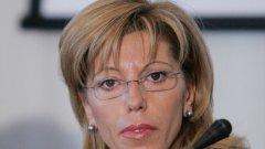 Румяна Желева беше министър на външните работи, кандидат за еврокомисар, зам.-председател на Европейската народна партия... Беше. Сега вече е само член на ГЕРБ. Дали още?