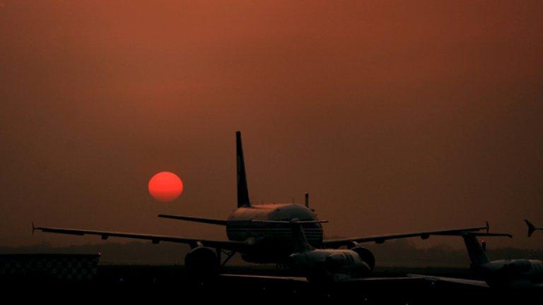 Почивката за самолетите свърши - пак ще се вдигат във въздуха