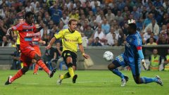 Борусия (Дортмунд) вече отпадна от Шампионската лига, но може да попречи на Олимпик (Марсилия) да продължи напред