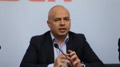 Георги Свиленски обясни, че ще се изчакат официалните данни от ЦИК