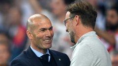 Кандидатът за нов президент на Реал: Искам Клоп и Кристиано