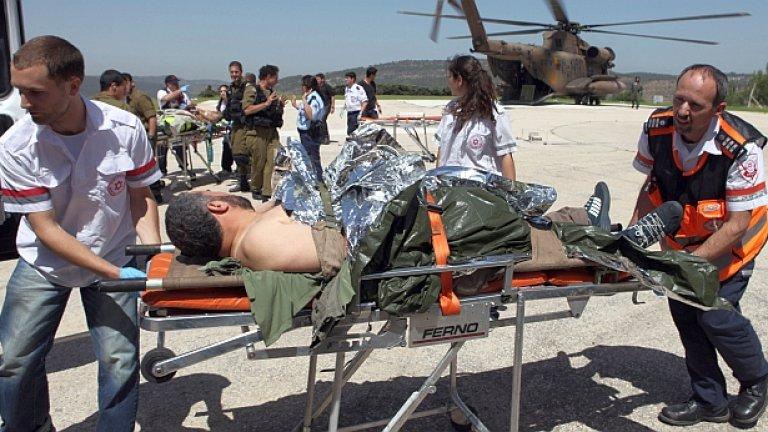 """Деветимата загинали при израелското нападение над """"Флотилията на мира"""", натоварена с доставки за палестинците от Газа, се оказаха турци"""