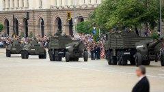 В София по традиция ще се проведе военен парад