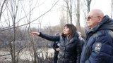 По думите на министър Емил Димитров замърсяването е сериозно