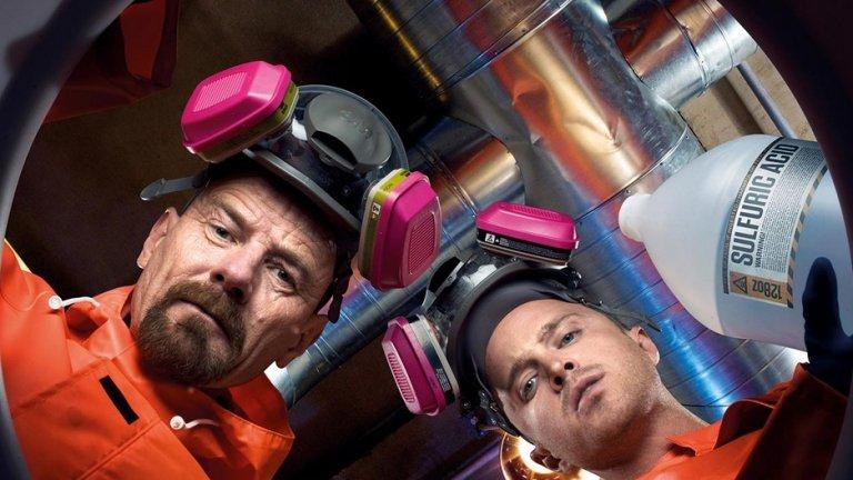 Хитовият сериал на AMC завърши през 2013 г., но създателят му Винс Гилигън сега подготвя нова история във филмов формат.
