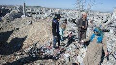 ООН иска нови санкции заради химически атаки