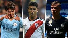 Кои са младоците, на които ще се разчита да сформират нов голям отбор на Реал Мадрид?