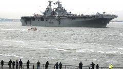 Подобно действие би било отговор на задържането на украински кораби от страна на Русия.