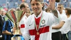 Очаква се Роберто Манчини да напусне Зенит след края на сезона в Русия и да поеме националния отбор на Италия