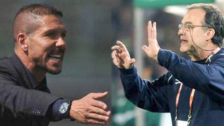 Атлетико на Диего Симеоне и Атлетик на Марсело Биелса излизат в понеделник в повторение на последния финал на Лига Европа