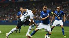 Французите показаха добър футбол пред собствена публика и показаха защо са сред фаворитите на Мондиала