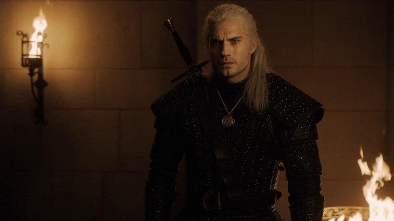 """Първата му среща с """"Вещерът"""" е била чрез играта  Причината Кавил да прояви интерес към ролята на вещера Гералт от Ривия е играта The Witcher 3: Wild Hunt на студиото CD Projekt Red. По думите му той е минавал играта два и половина пъти (а тя е доста дълга), експериментирайки с различни нива на трудност в търсене на перфектния баланс между забавление и предизвикателство.  """"В един момент осъзнах, че не си почивам. Просто умирах на погрешните места и си мислех """"Не трябваше да излизам от пътищата. Не знам защо се махнах от пътищата"""", разказва Кавил.  През цялото това време актьорът мисли, че книгите на Анджей Сапковски са базирани на игрите, а не обратно. Впоследствие научава, че е грешал и прочита книжната поредица след срещата с шоурънъра на бъдещия сериал."""