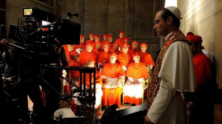 "Бащата на ""Младия папа"" готви нов шедьовър"