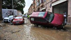 Инцидентът е станал в град Каудете, който се намира на около 100 км от Валенсия