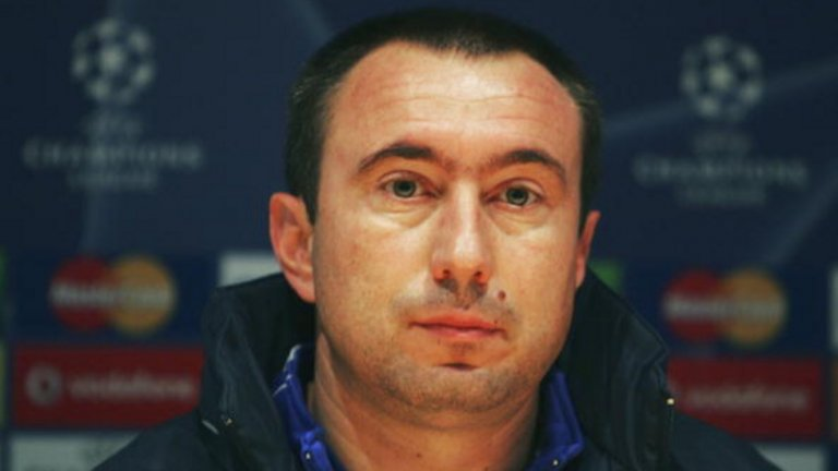 Стоилов е без работа след напускането на Казахстан и няма как слуховете да не го пращат в Левски