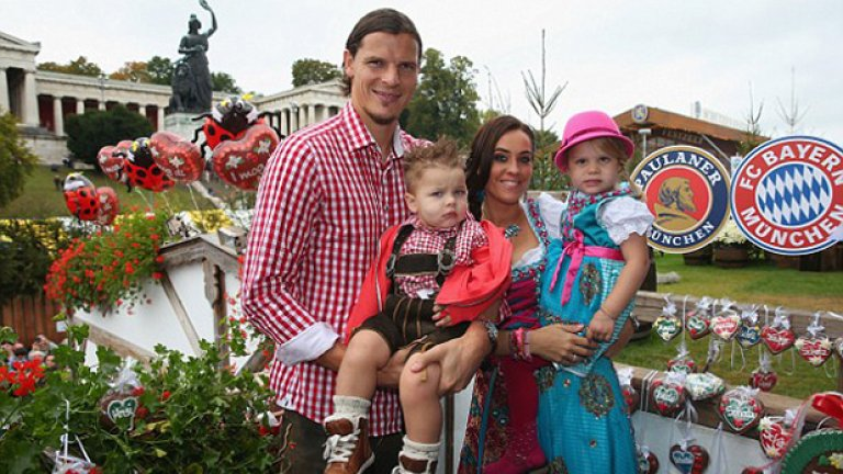 Семеен ден за Даниел ван Буйтен. Родната му Белгия също е прочута с бирата си.