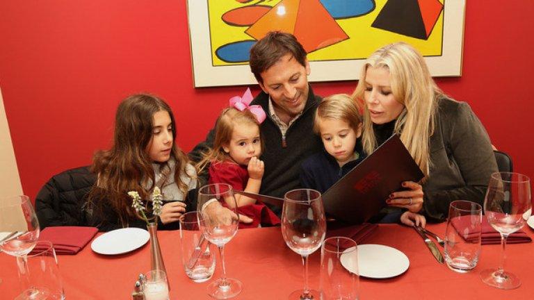 Италиански ресторант предизвика скандал, като забрани влизането на деца под 5-годишна възраст. По-смислена обаче би била забрана на грубите възрастни, както и на таблетите