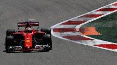 Фетел ще поведе колоната на утрешното Гран При на Русия