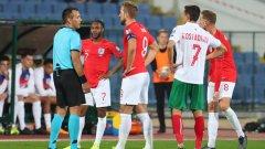 """""""Съчувствам на България, че бе представлявана от такива идиоти на стадиона. Но все пак... 6:0 и се прибираме у дома. Поне си свършихме работата. Лек път на нашите фенове, справихте се добре"""", написа Стърлинг."""