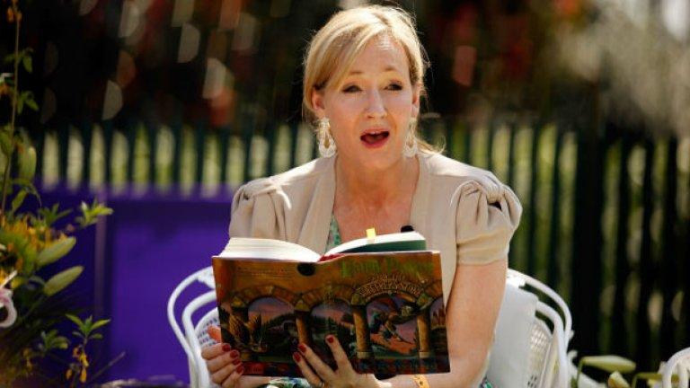 """Забравете Хари Потър. Самоличността на автора """"Робърт Гълбрайт"""", а именно – Джоан Роулинг - бе разкрита доста бързо"""