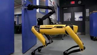 "Boston Dynamics научиха свой робот на ново умение. Ако гледате сериала ""Black Mirror"", то няма да ви зарадва особено..."