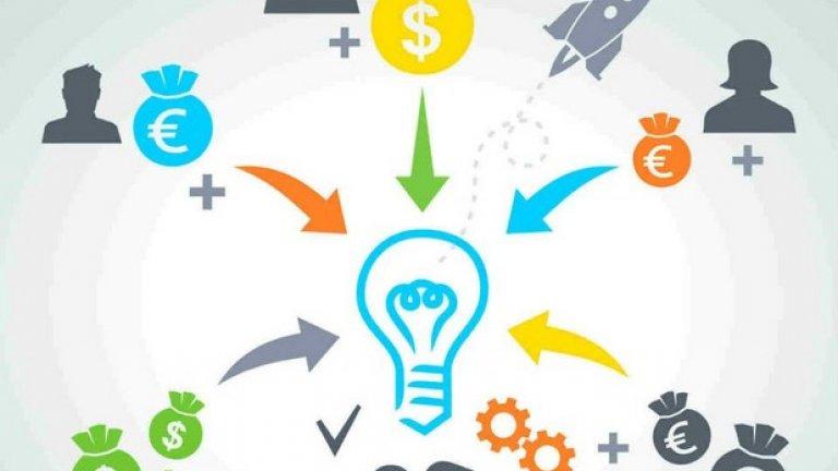 Важно за създателите на платформите е от самото начало всеки потребител да знае къде отиват парите му и какво точно ще се прави с тях