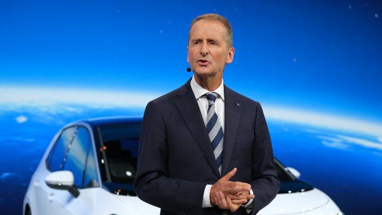 Да, създаването на iCar е възможно, но от Германия не са особено притеснени