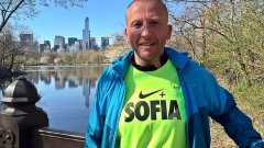 Петко Христев сваля над 30 килограма с бягане за година.