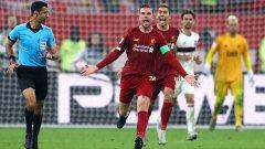 Ливърпул отбеляза гола с цената на световната титла в 99-ата минута.
