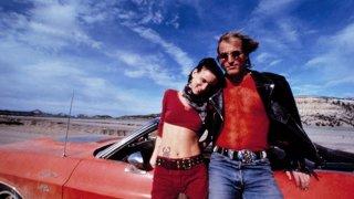 """""""Родени убийци""""  Оливър Стоун е авторът на този сюрреалистичен LSD-подход към сексуалните девиации. В прекрасната перверзия """"Родени убийци"""" Стоун разполага историята на психарската двойка Мики и Малъри, изиграни ужасно добре от Уди Харелсън и Джулиет Луис.   Във филма Малъри е показана като жертва на сексуално посегателство от собствения си баща Ед Уилсън, обезсмъртен от великата игра на комика Родни Дейнджърфилд.   Гениалното режисьорско решение на Стоун е да покаже кръвосмесителната среда в семейството на Малъри като извратена пародия на сапунен ситком."""