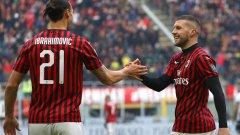 Ребич влезе на почивката, за да стане герой за Милан