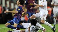 Според икономиста професор Гай де Лиебана хегемонията на Реал и Барселона убива испанския футбол