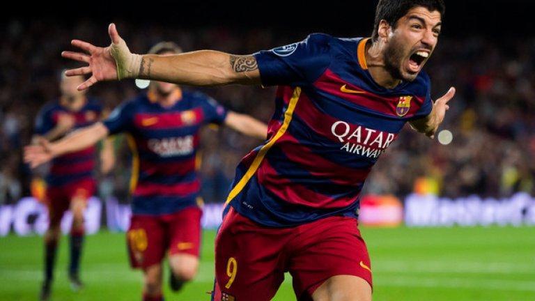 Барселона увеличи рекордната си серия за прескачане на груповата фаза без загуба и го направи за 10-и път.