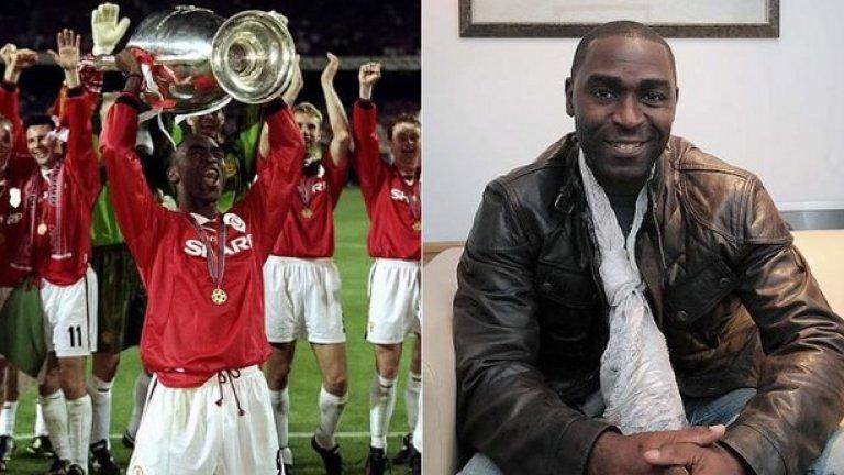 """Анди Коул от Нюкасъл в Манчестър Юнайтед (1995)  През януари 1995 г. мениджърът на Нюкасъл Кевин Кийгън беше решил, че няма повече нужда от Анди Коул, вкарал 55 гола в 70 мача за """"свраките"""". Скандал между двамата развали отношенията им и така се стигна до внезапния трансфер на голмайстора в Юнайтед, където той взе пет титли на Англия като част от състава на сър Алекс Фъргюсън, завоюва и прочутия требъл през 1999 г.    В същото време Нюкасъл постепенно тръгна надолу и през сезон 1995/96 профука 12 точки аванс на върха в класирането, за да остави титлата в ръцете именно на Юнайтед и Коул."""