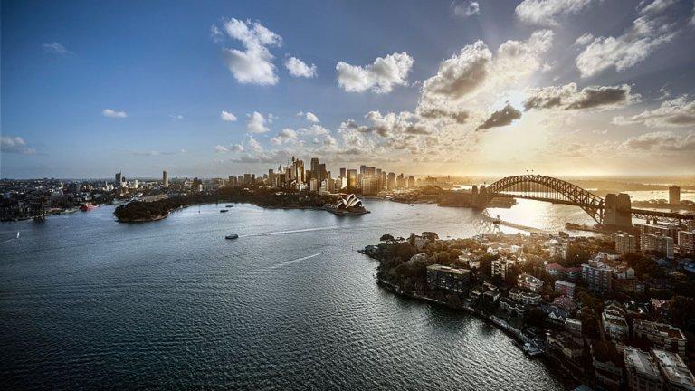 5. Сидни (Австралия) - общ рейтинг 97.4 от 100