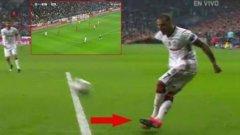 Ето защо на Куарешма не му трябва ляв крак (видео)