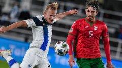 Тъжната серия на националния отбор продължи и във Финландия