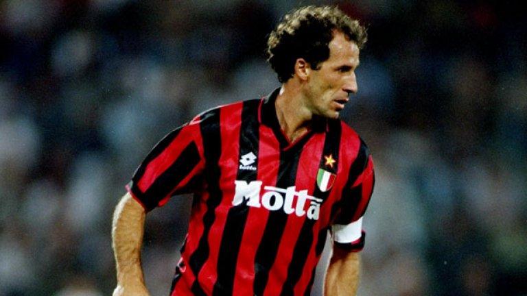 2. Франко Барези (1977-1997, 16 гола в 531 мача)