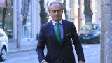 Управлението сградата се поема от председателя на Софийския апелативен съд Даниела Дончева