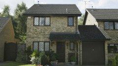 Бонус: Ще можете да казвате, че живеете в къщата на Хари Потър, защото там всички къщи са еднакви.
