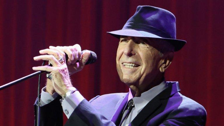 """Легендарният музикант Ленард Коен си отиде на 7 ноември 2016 г. на 82-годишна възраст. """"Баща ми пишеше до последния си миг с уникалното си чувство за хумор"""" - с тези думи синът му съобщи новината за смъртта на Коен."""