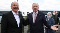 Според турския президент всички, включително Армения, биха имали интерес от мир в Кавказ