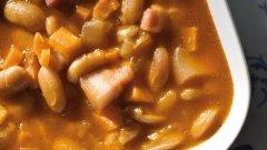 Аржентинска бобена супа, която е едновременно нестандартна, но и близка до българския вкус