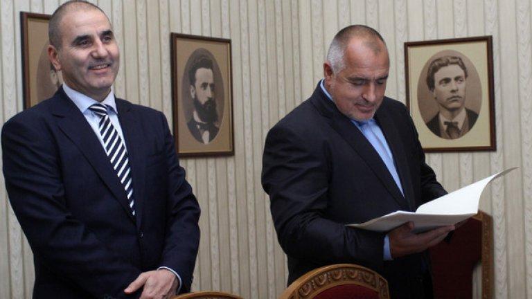 Цветан Цветанов защити прехвърлянето на външното разузнаване към Министерски съвет